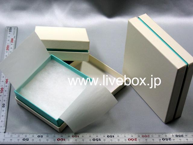 アクセサリー 化粧箱 ギフトボックス パッケージ 紙箱 貼り箱 張り箱 はこ ハコ 函 入れ物